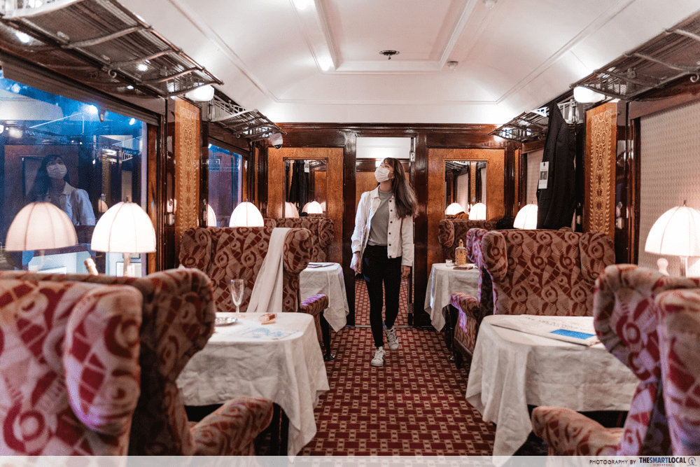 The Orient Express - New attractions in Singapore 2020