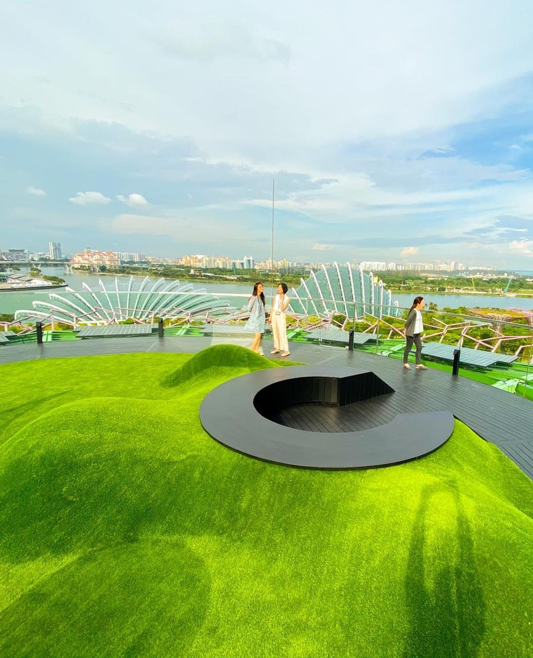 Supertree Observatory - New attractions in Singapore 2020