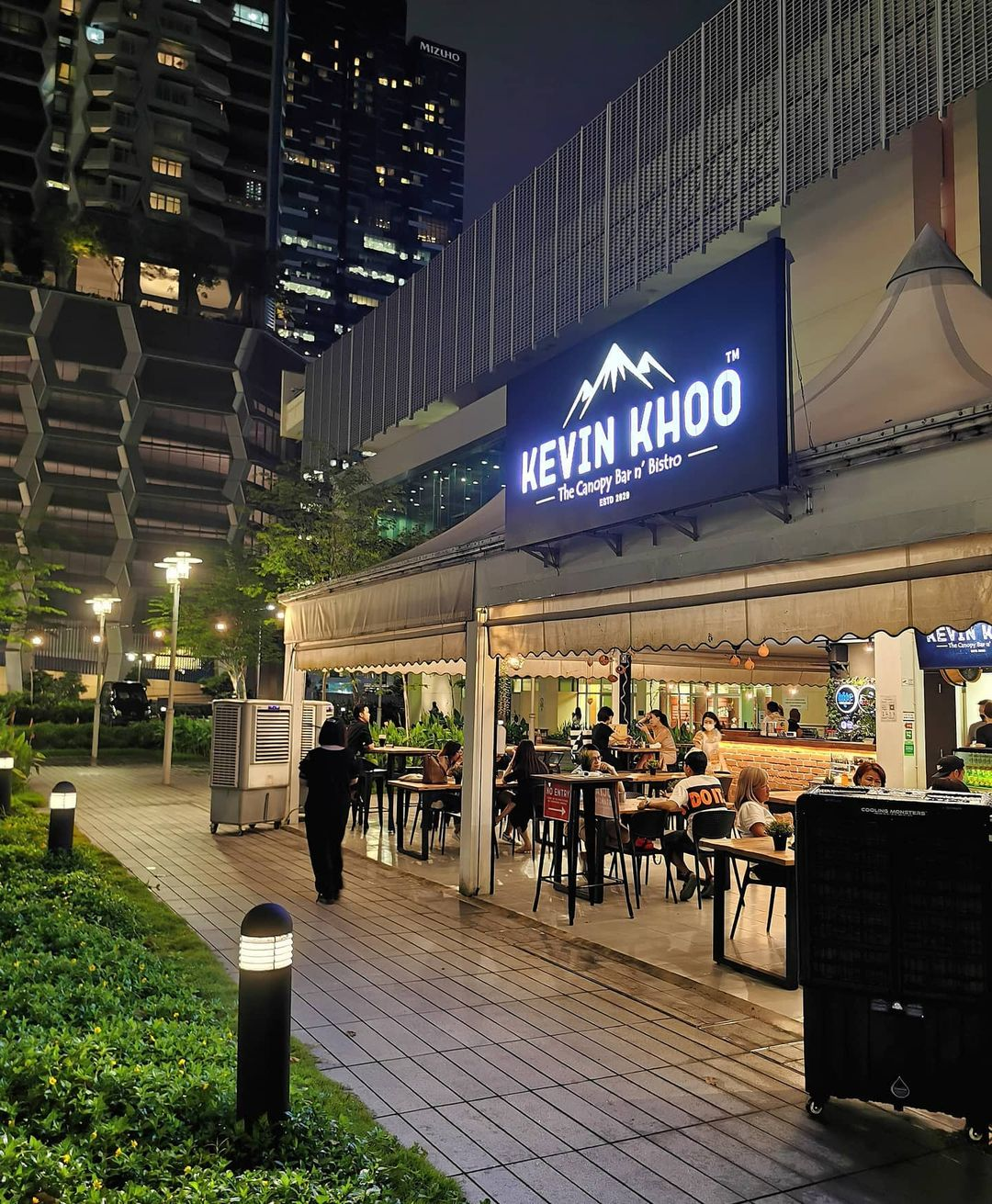 Kevin Khoo Bistro - New cafes and Restaurants in December 2020