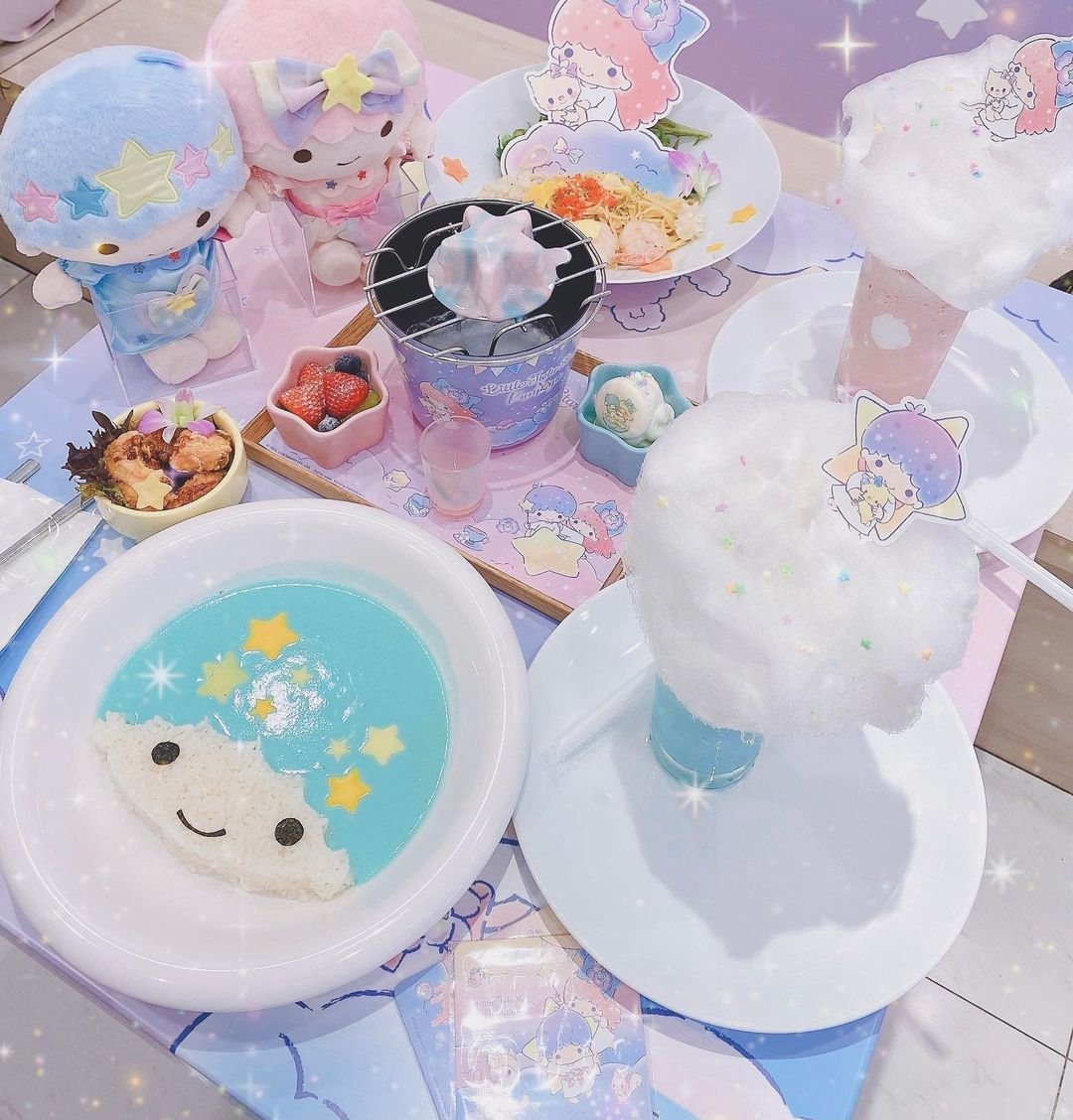 Orchid Starry Dreamz - New cafes and Restaurants in December 2020