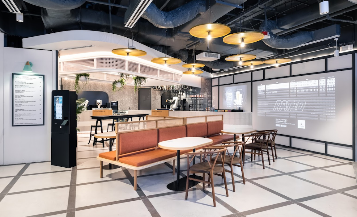 new cafes restaurants january 2021 - ratio cafe