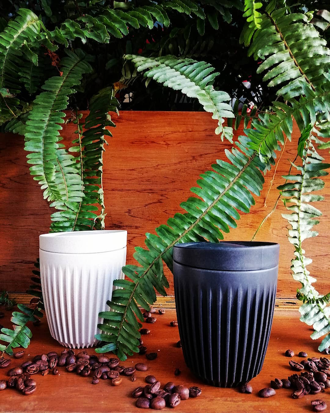 secret santa christmas gifts for colleagues - huskeecup zero waste coffee tumblers