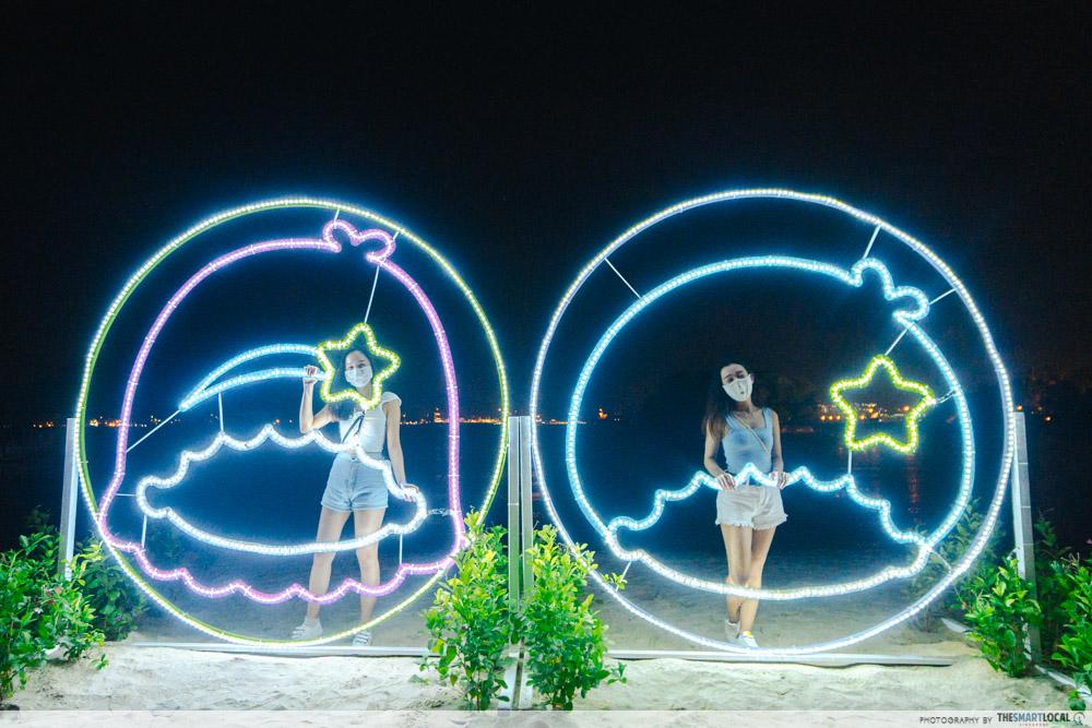sanrio led display