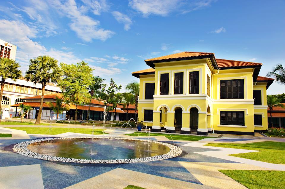 singaporediscovers vouchers itinerary - istana kampong gelam
