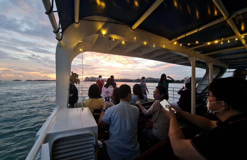 singaporediscovers vouchers itinerary sunset tour dinner