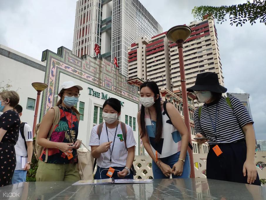 singaporediscovers vouchers itinerary - chinatown murders tour