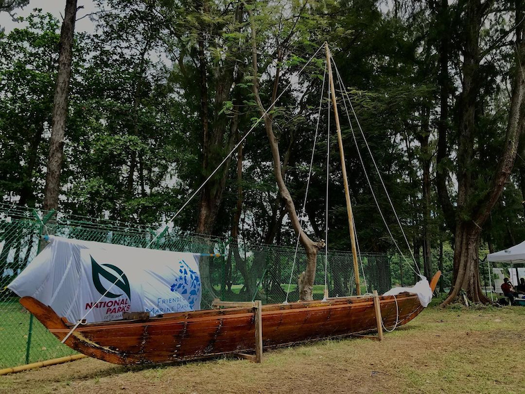 kolek boat at bandera bay