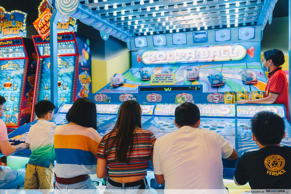 timezone roll-a-ball