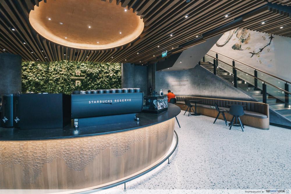 Starbucks Singapore - Jewel Changi Airport
