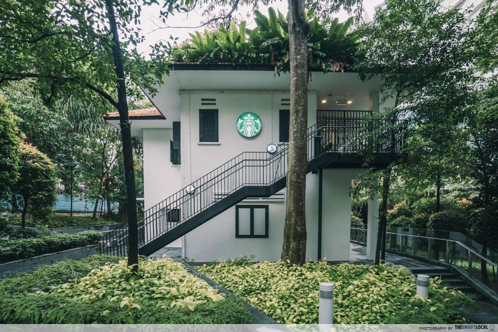 Starbucks Singapore - rochester park