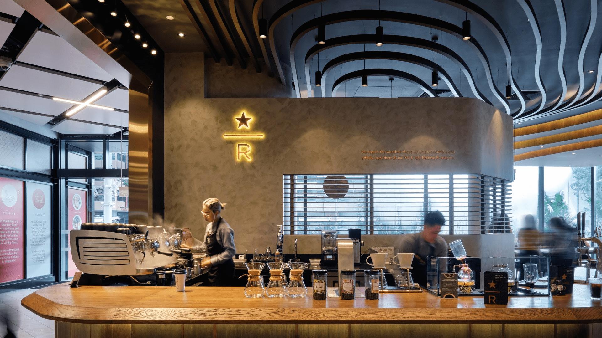 Starbucks Singapore - Paya Lebar Quarter