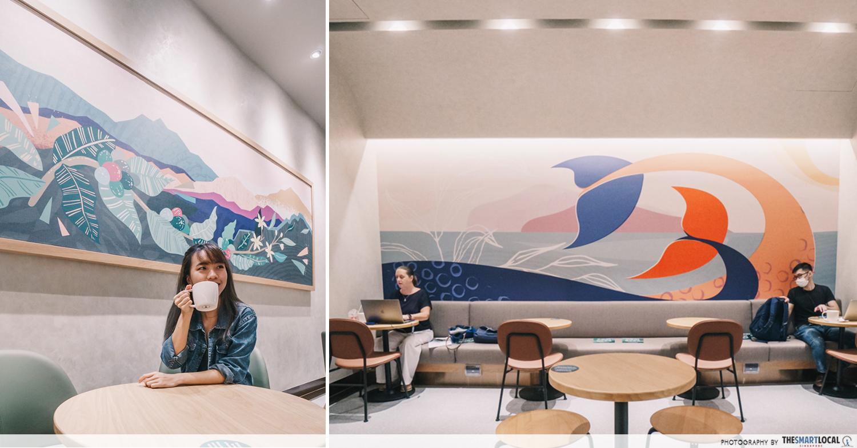 Starbucks Singapore - VivoCity