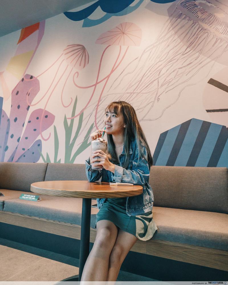 Starbucks Singapore - Tekka Place