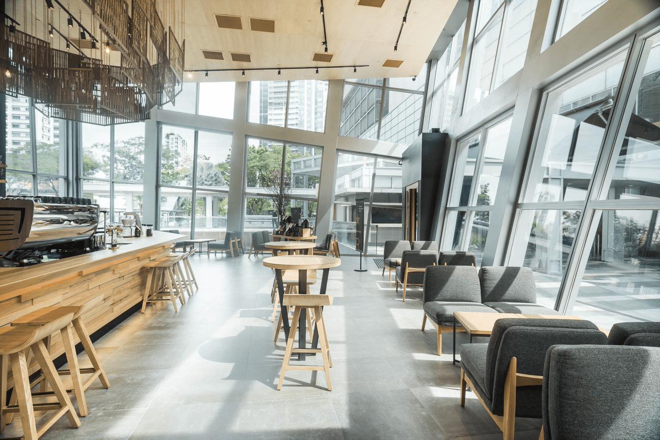 Starbucks Singapore - United Square