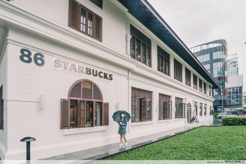 Starbucks Singapore - Katong Square