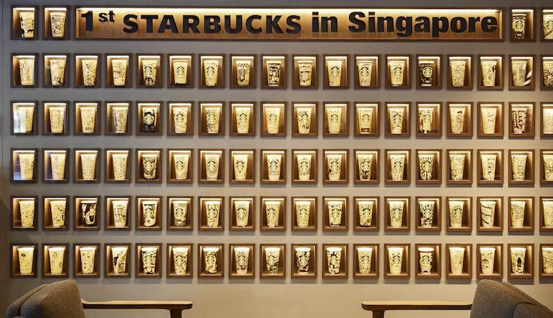 Starbucks Singapore - Liat Towers
