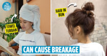 """5 """"Convenient"""" Habits That Secretly Lead To Hair Loss, According To Beijing 101's Experts"""