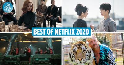 Netflix Singapore 2020