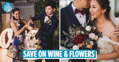 Save Money Weddings Singapore Tips