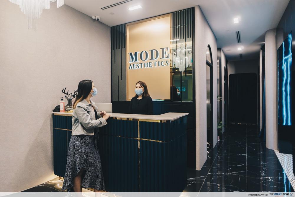 JEM mode aesthetics reception