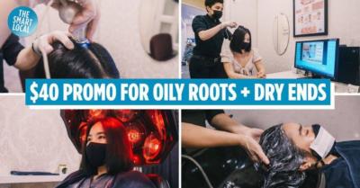 TK Trichokare hair treatment promo