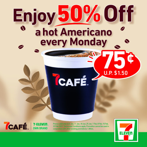 7-Eleven coffee deal