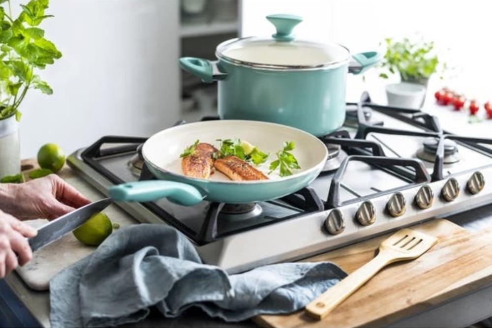 Best Non-stick Frying Pans - GreenPan Rio