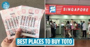 Best Places To Buy Toto Singapore