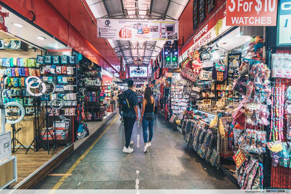 Bugis Street: Singapore's Budget Shopping Market With Affordable Fashion,  Food And Souvenirs