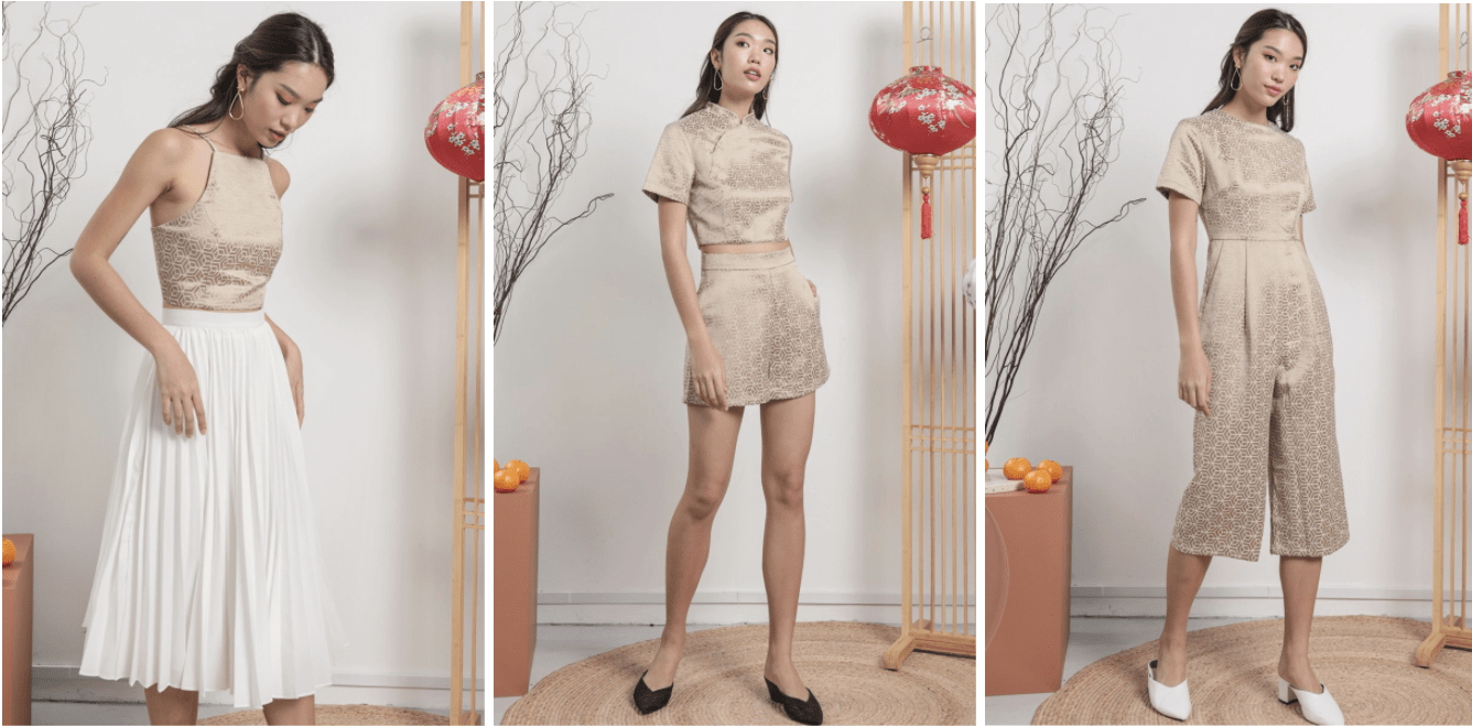Online Clothes CNY 2021 - The Tinsel Rack