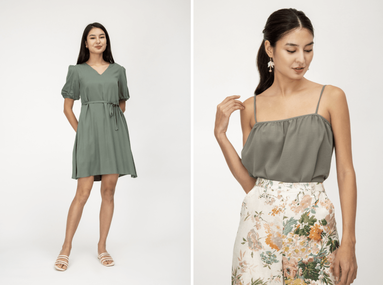 Online Clothes CNY Deals - Love & Bravery