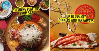 CNY Dining Deals