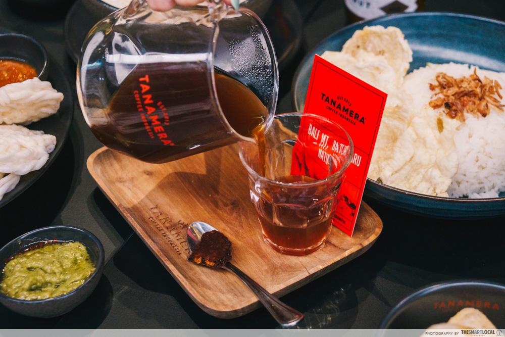 Tanamera Coffee's Hand Brew