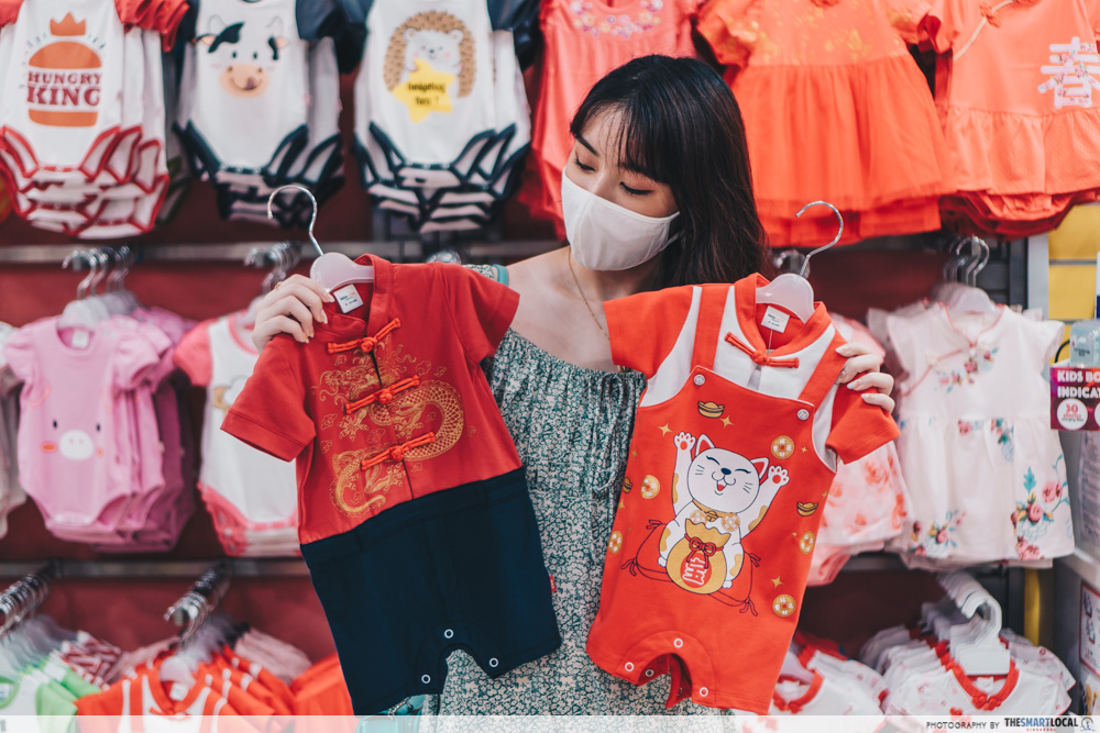 Chinese New Year gifts - Matching Clothing Sets For Kids