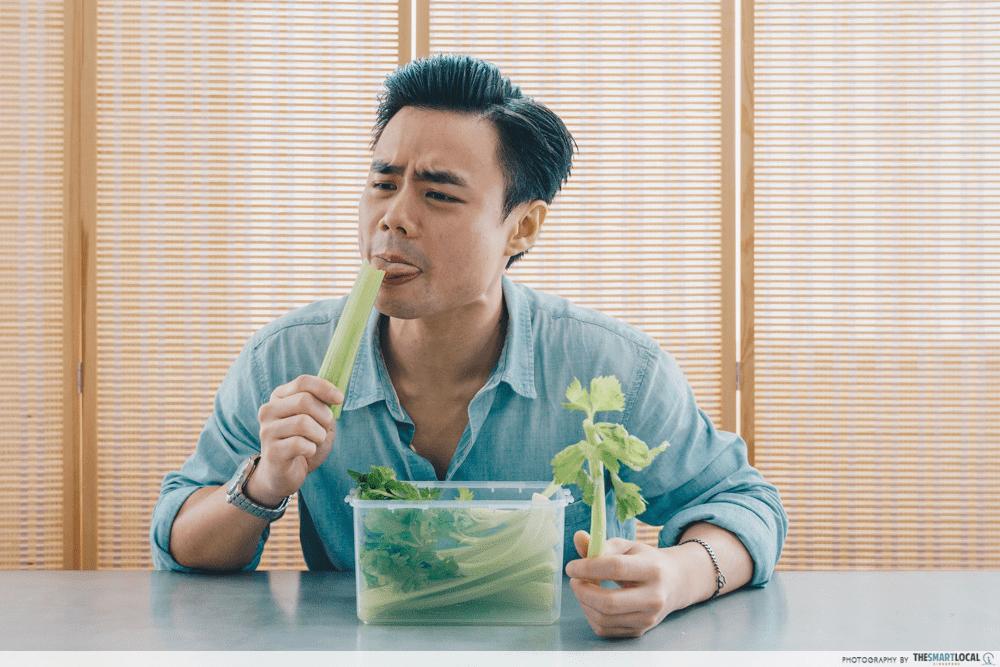 Clean Eating Diet Vegetables