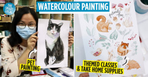 watercolour painting classes singapore cover