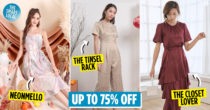 13 Online Clothes Shops With CNY Deals To Settle Your 2021 Bai Nian Outfit