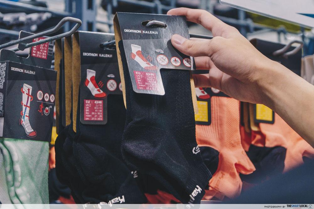 Decathlon Running Socks
