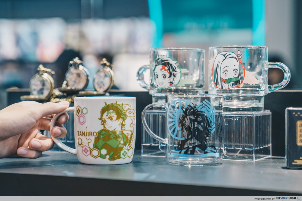 Demon slayer mugs