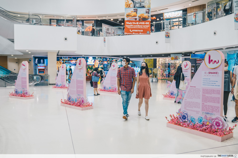 Kallang Wave Mall - zodiac predictions for cny 2021