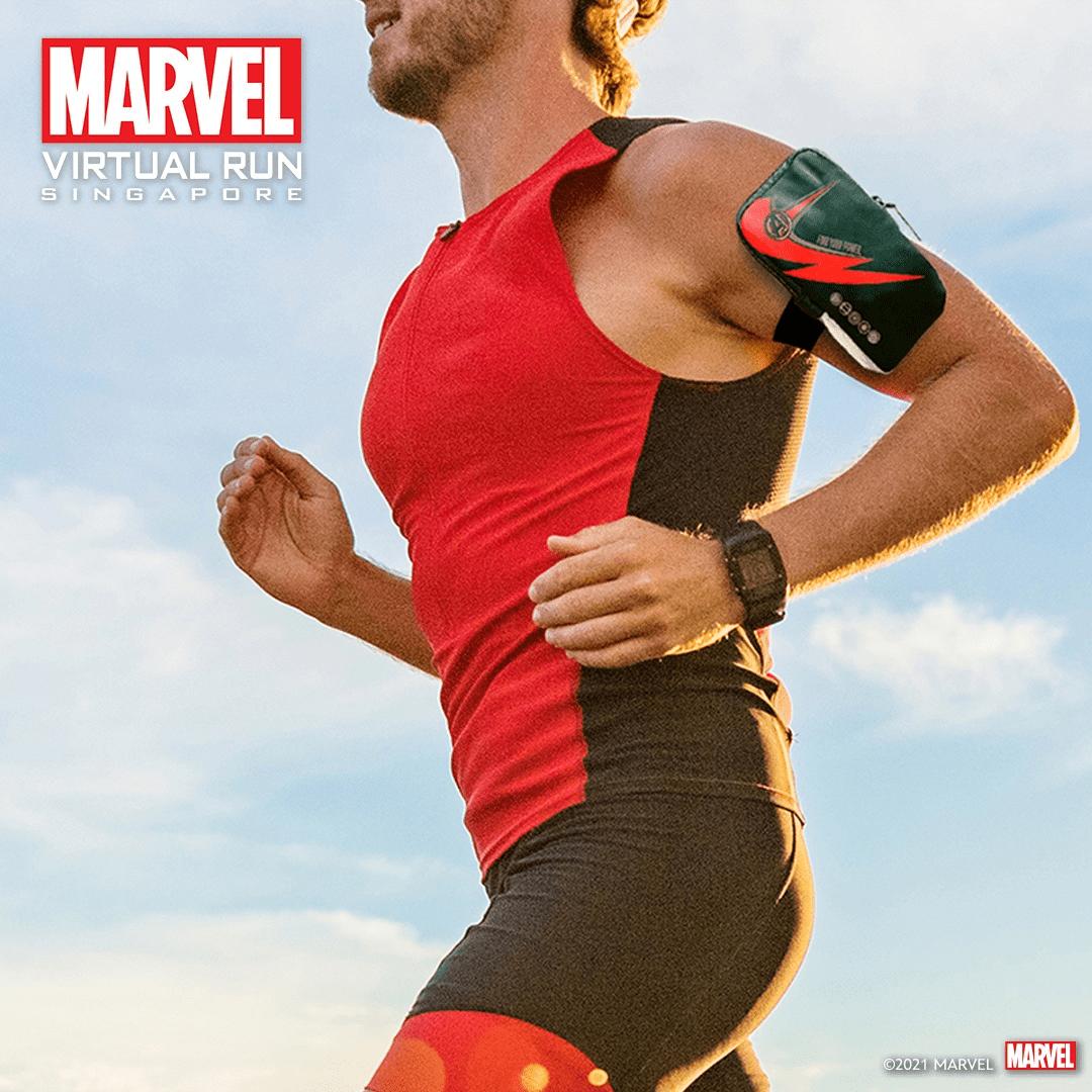 Marvel mulitway running pouch