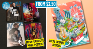 best places to buy posters in singapore