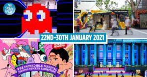 Singapore Art Week 2021