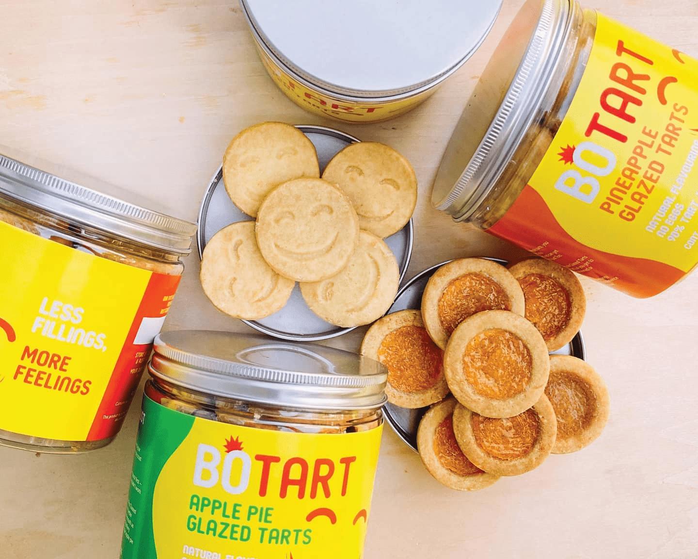 Botart - Pineapple Glazed Tarts