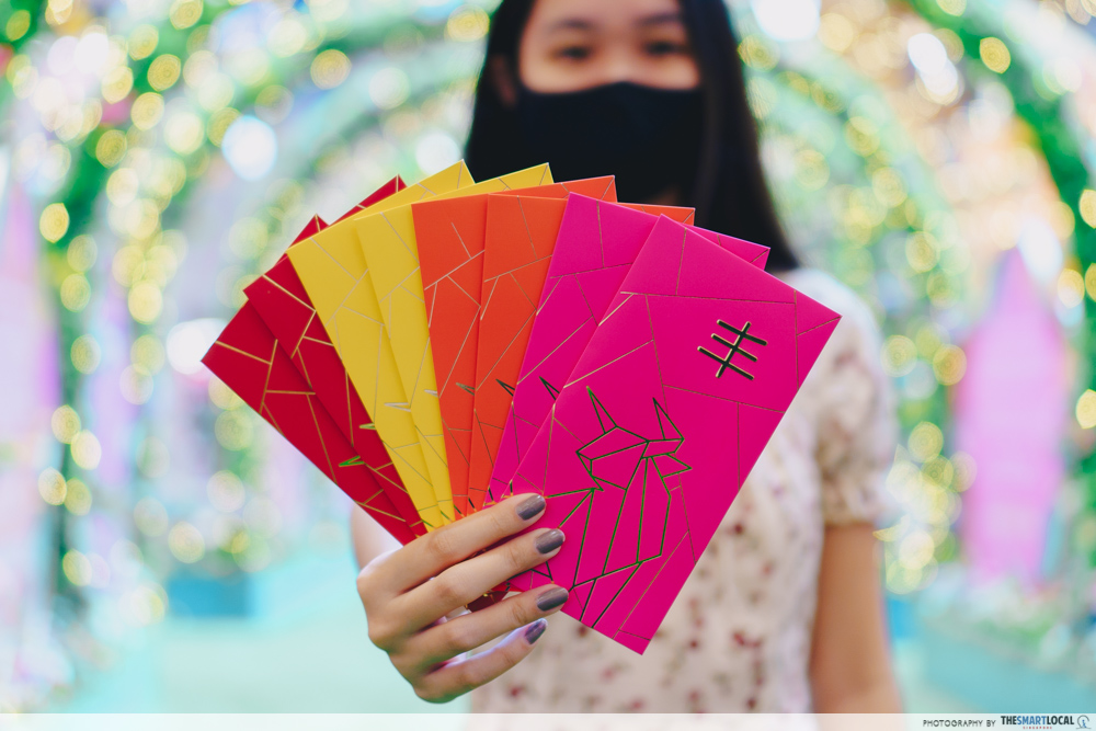 VivoCity CNY deals - Red Packets