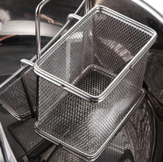 hotpot basket mesh