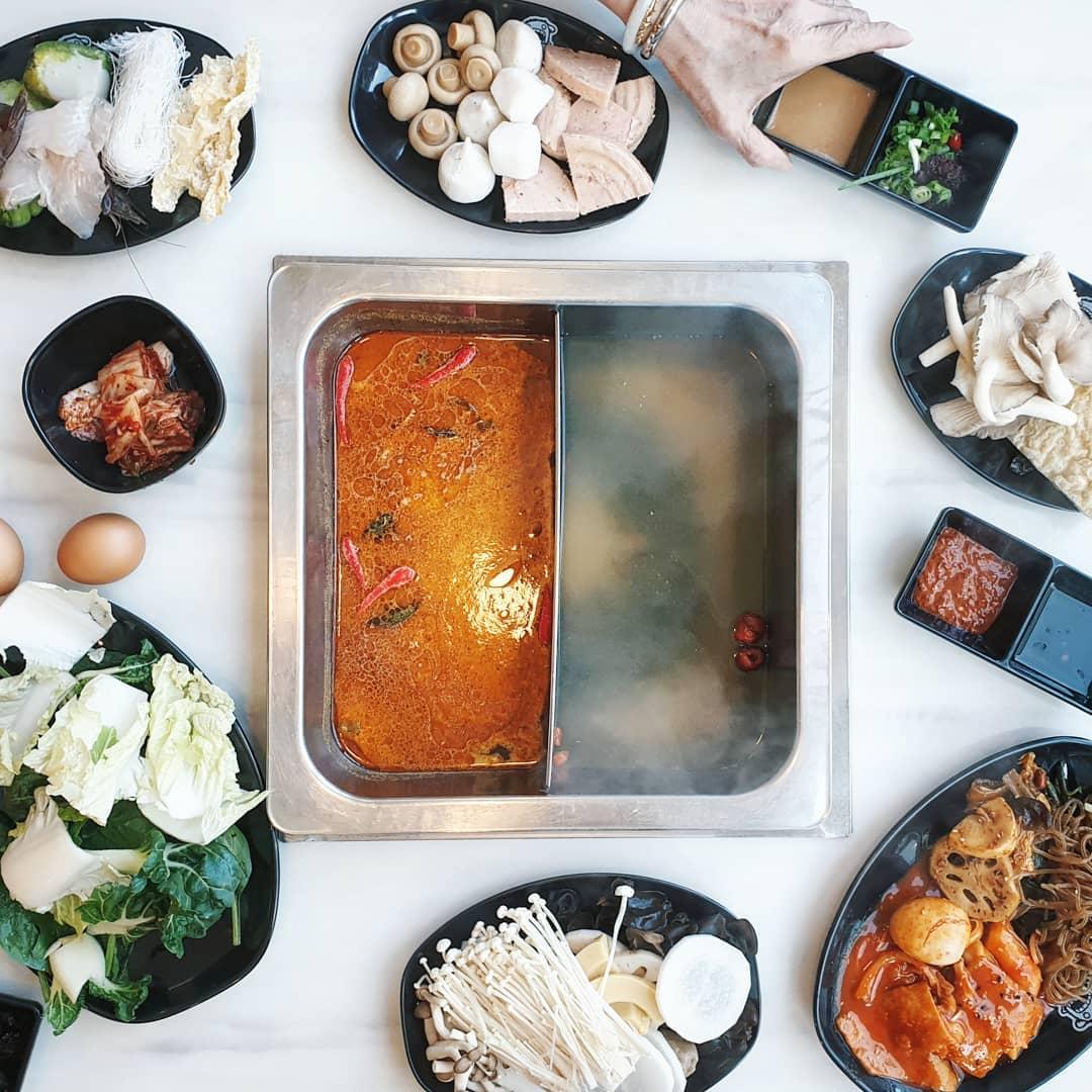 gorogoro steamboat korean buffet