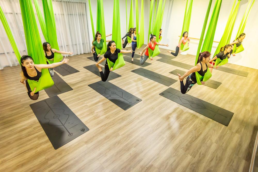 Dream Dance and Yoga