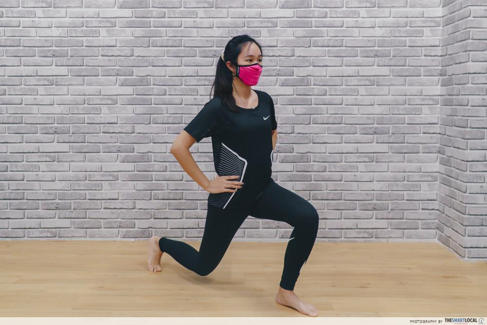 Livinguard fitness mask