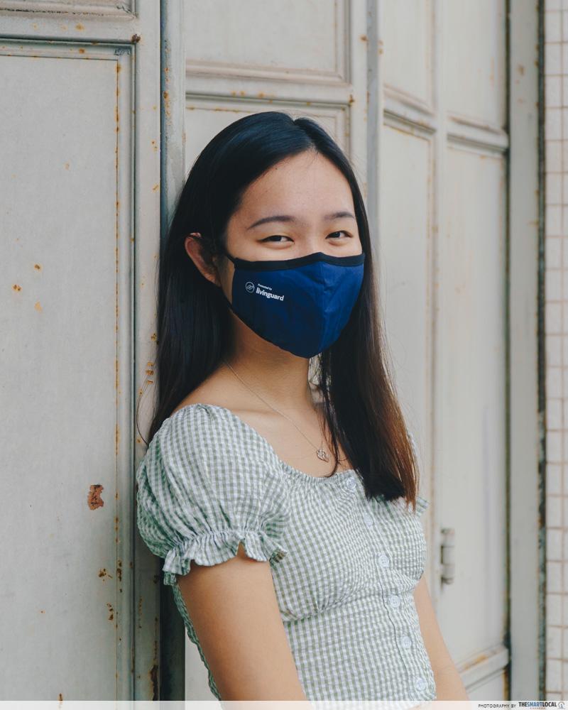 Livinguard PRO mask